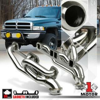 Dodge Ram 1500//2500//3500 Durango Dakota 5.2L//5.9L Racing Manifold Header Exhaust