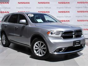 Dodge Durango Sxt Plus, Muy Cuidada, Con Garantía,crédito *