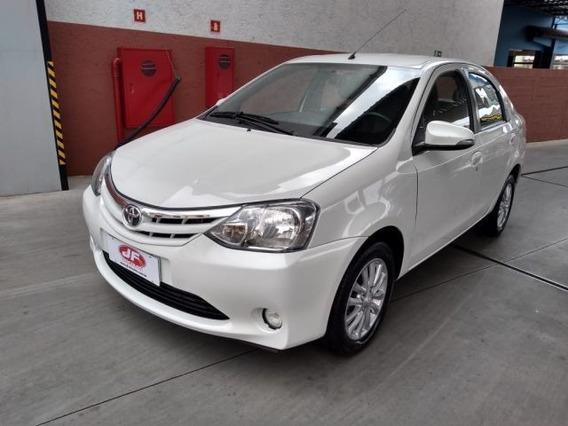 Toyota Etios Sedan Xls-mt 1.5 16v Flex, Pce7132