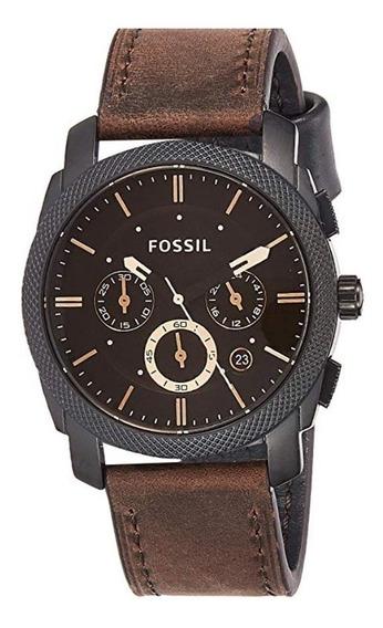 Vendo Relógio Fóssil Fs4654 Com Pouco Uso, Excelente Estado.
