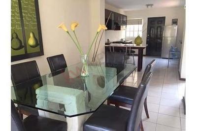 Hermosa Casa Amueblada En Renta $16,500 Ya Incluye Mtto