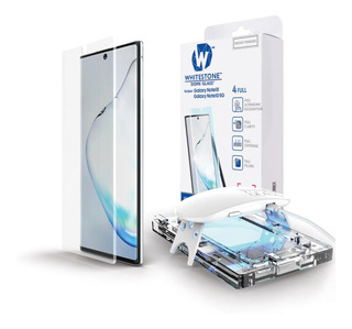 Vidrio Templado Samsung Note 10 / 10 + Whitestone Dome Glass