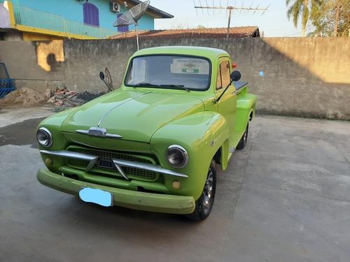 Pickup Chevrolet Brasil 62