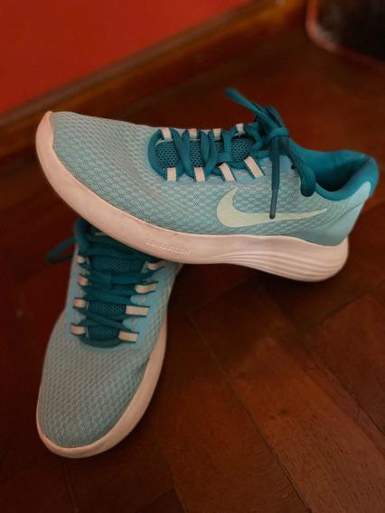 Zapatillas Nike Usadas. Lunarconverge