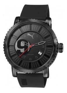 Reloj Hombre Puma 103851002 Black Rubber | Regalo Navidad