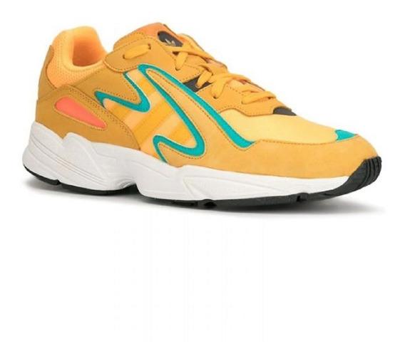 Tênis adidas Yung 96 Chasm Laranja Original