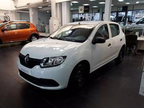 Renault Sandero 2018 Entrega Inmediata $50.000