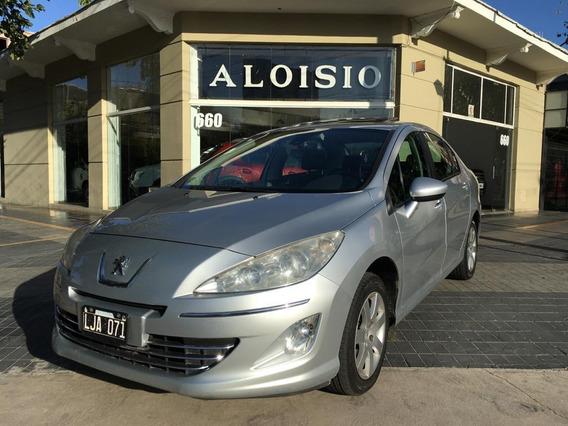 Peugeot 408 2.0 Allure Plus Nav 143cv 2012