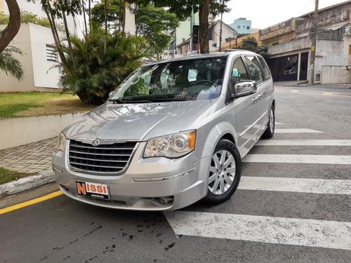 Imagem 1 de 14 de Chrysler Town & Country 2008 3.8 Limited 5p