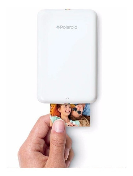 Impresora Portátil Polaroid Zip Printer White