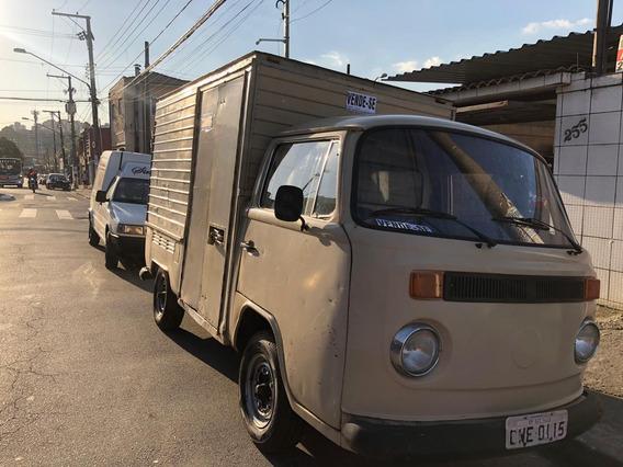 Volkswagen Kombi Baú Pickup