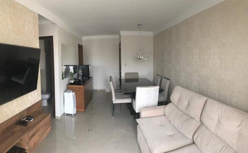 Apartamento À Venda, 69 M² Por R$ 440.000,00 - Chácara Do Encosto - São Paulo/sp - Ap9593