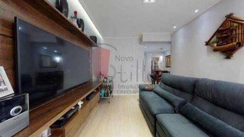 Imagem 1 de 15 de Apartamento - Vila Moinho Velho - Ref: 9403 - V-9403