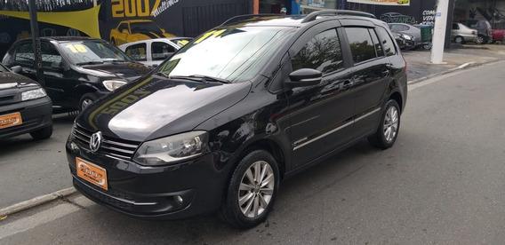 Volkswagen Spacefox 1.6 Sportiline I-motion 2011 !!!