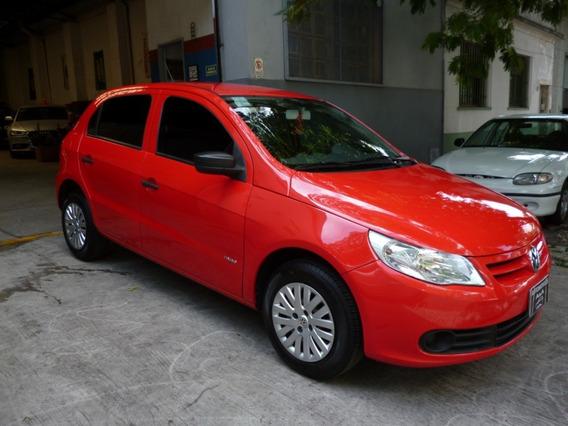 Volkswagen Gol Trend 1.6 Pack 1 Plus 2011 Con 88mil Km