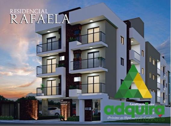 Apartamento Padrão Com 1 Quarto No Residencial Rafaela - 5091-v