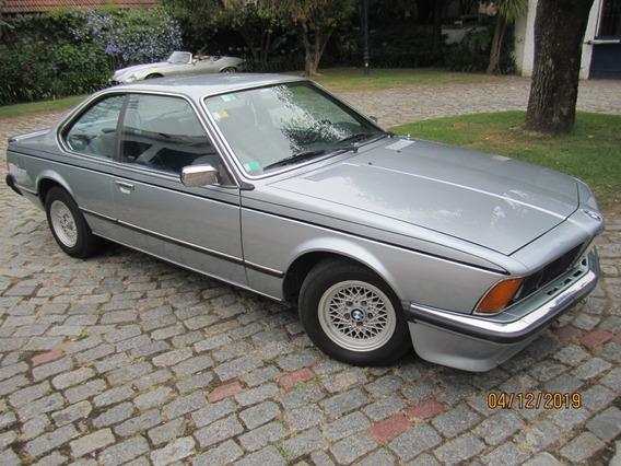 Bmw 635 Csi Saphire Blue 1980 - Macome Classic.