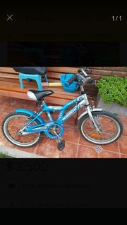 Bicicleta Rodado 16 Aurorita
