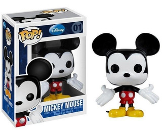 Funko Pop 2342 Vinyl Disney Mickey Mouse #01 Original