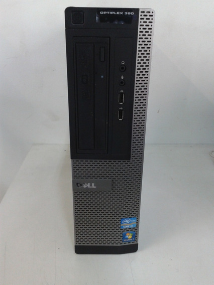 Cpu Dell Optiplex 390 - Hd 320.gb