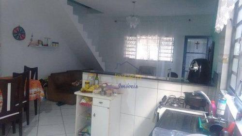 Sobrado À Venda, 70 M² Por R$ 267.000,00 - Vila Unidos - São José Dos Campos/sp - So0061