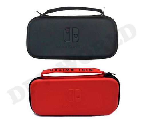 Estuche Nintendo Switch Lite De Transporte
