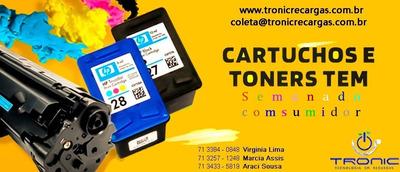Cartuchos E Toner, Compativel, Remanufaturado, Recargas.