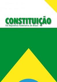 Constituição Federal Oficial Atualizada 2019 Concursos Livro
