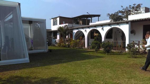 Alquiler Local Casa De Campo Evento Almuerzo Fiesta En Comas