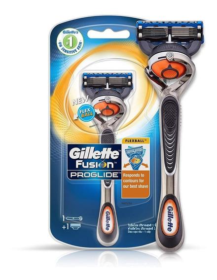 Maquina Afeitar Gillette Fusion Gel Para Afeitar Sensitive