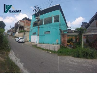 Casa Para Venda Em Duque De Caxias, Vila Rosário, 4 Dormitórios, 3 Suítes, 4 Banheiros, 5 Vagas - Vila Rosário