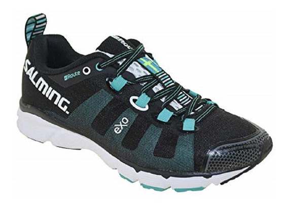 Zapatillas Salming Running Enroute Black Mujer Thollywood