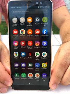Celular Samsung A8 Plus 2018