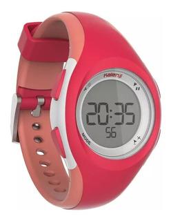 Reloj Digital Deportivo W200 Geoanute Kalenji S. Cronómetro.