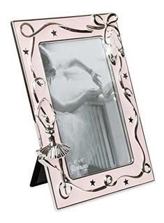 Ballerina Ballet - Marco De Fotos (7,5 X 15,2 Cm, Aleación D