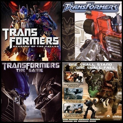 Ps2 - Transformers - 3 Dvds - Patch Desbloqueado