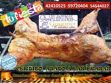 Cerdito Asado Al Carbon Catering De Cerdito Banquetes Pig