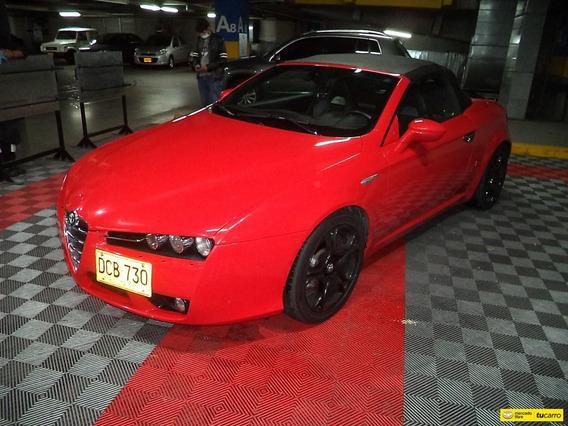 Alfa Romeo 2011 Spider