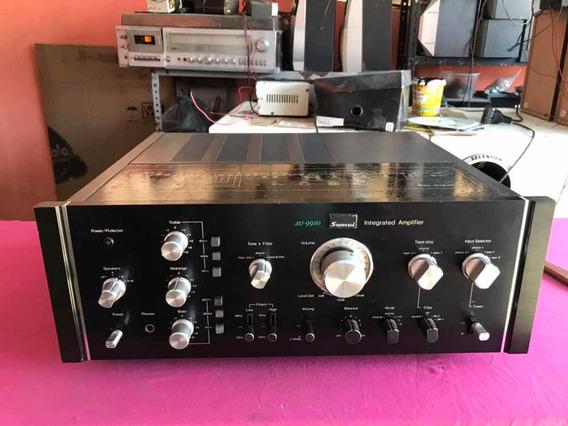 Amplificador Sansui Au-9900