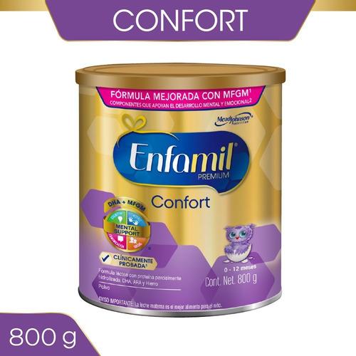 Formula Infantil Enfamil Confort 0-12 Meses X 800g