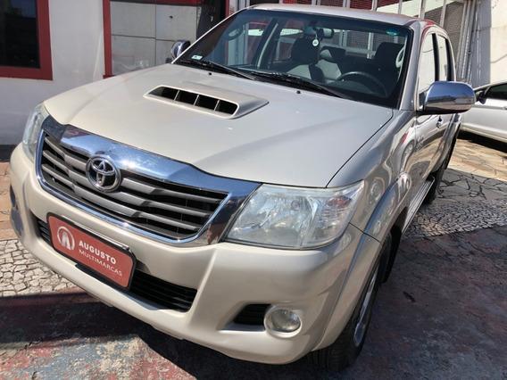 Toyota Hilux 2013 Cd 3.0 Tdi 4x4 Srv (aut)