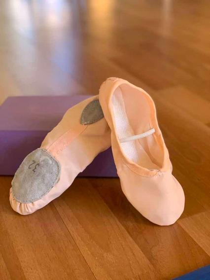 Zapatillas Para Danza, Ballet, Disfraces, Etc.