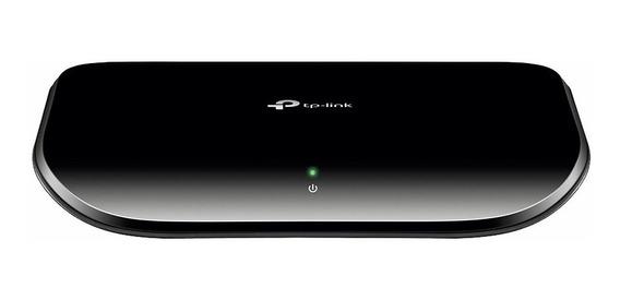 Switch 5 Bocas Tp-link Tl-sg1005d Gigabit 10/100/1000 Mexx 1