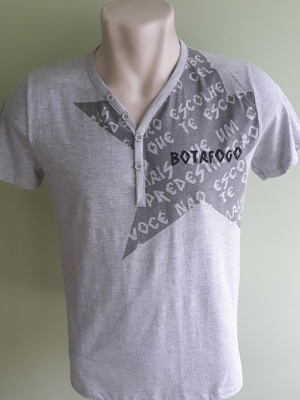 Camisa Casual Botafogo