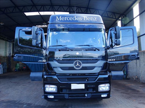 Mercedes-benz Actros 2544 Ano 2012