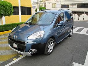 Peugeot Partner Tepee 2013