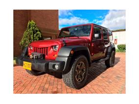 Jeep Rubicon Unlimited 3.6l 2013