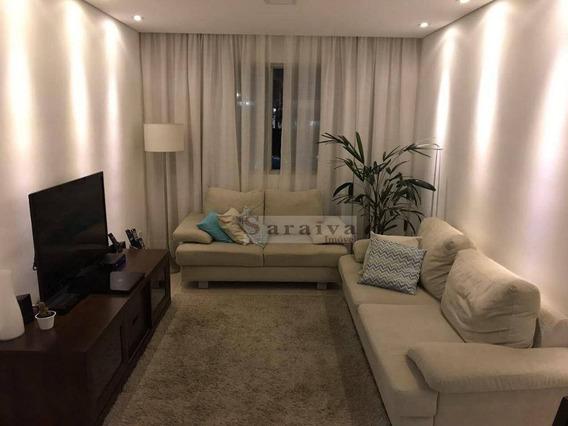 Apartamento Com 3 Dormitórios À Venda, 80 M² Por R$ 313.000 - Parque Terra Nova - São Bernardo Do Campo/sp - Ap1218