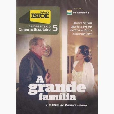 Dvd A Grande Familia- Isto É- Original Slim Lacrado!!!