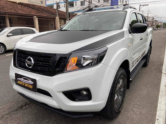 Nissan Frontier 2.3 Attack Cab. Dupla 4x4 Aut. 4p 2019